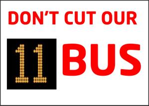 11 bus