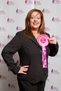 Anne McTaggart - Wear it Pink