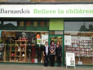 Barnardos visit