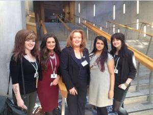 womens mentoring team