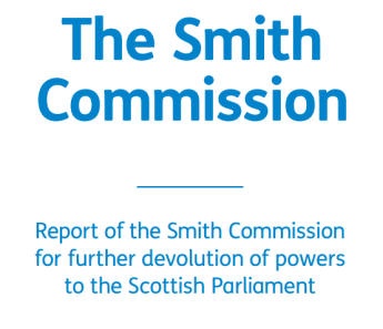 The Smith Commission Report Logo